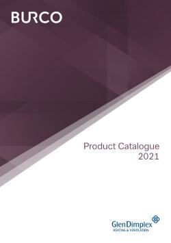 Burco Product Catalogue 2021 PDF