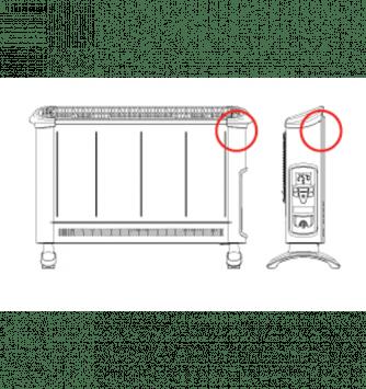 Panel Heaters  sketch